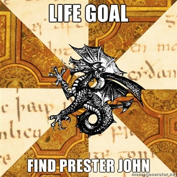 Other life goal: preorder The Folded World. Dirge for Prester John book 2 comes out November 1!