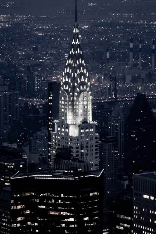 newlyyorked:  Chrysler Building