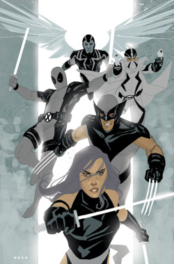 philnoto:  Uncanny X-Force