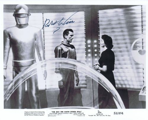 The Day the Earth Stood Still (1951), directed by Robert Wise