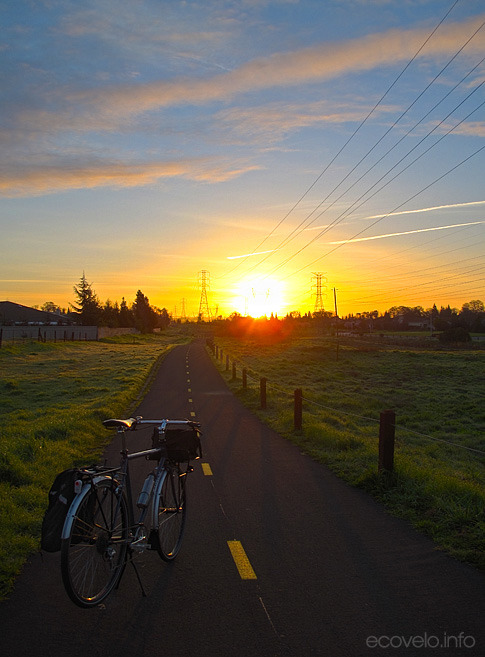 EcoVelo » Blog Archive » Tuesday Morning Commute