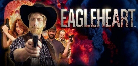 rathole5:  Eagleheart. Great new show!  This show get's better and better! I wish it was longer than 11 mins though :(