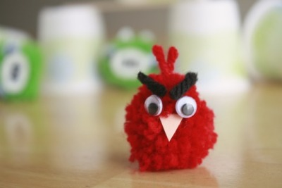 Crafting with Angry Birds | Make and Takes