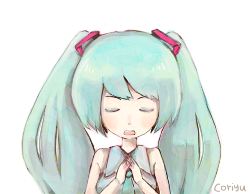 happy miku day!