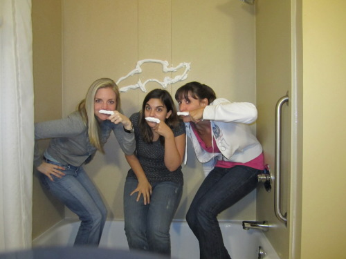 Challenge #3: Rubba Dub Dub… 3 Angels in a Tub!