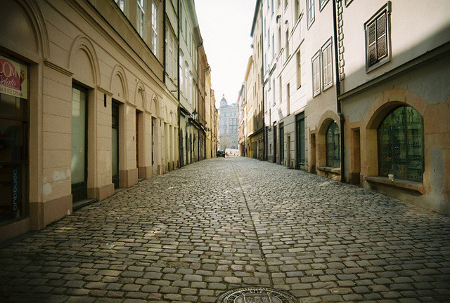 Prague (by evgenia kohan)