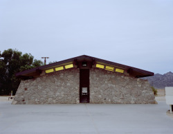 lizzy oppenheimer is attempting to photograph every rest stop in the US to help record them before they are closed due to lack of funding. Help her by donating to her kickstarter campaign.