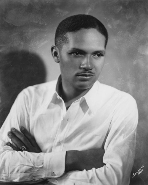 "Pioneering opera singer Todd Duncan. In 1945, he became the first African American to perform with a major American opera company, the New York City Opera.  He sang the role of Tonio in ""I Pagliacci.""  In 1935, he was selected by George Gershwin to originate the role of Porgy in ""Porgy and Bess.""  In 1955, he was the first person to record the now classic song, ""Unchained Melody."" Born Robert Todd Duncan in Danville, Kentucky in 1903, he earned a bachelor's degree at Butler University in 1925, and a master's at Columbia University Teachers College in 1930. Soon after, he joined the music faculty of Howard University where he taught voice, well into his 90's, for over fifty years. He died in 1998."