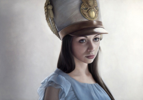 "Mary Jane Ansell - ""Girl in a Shako"""