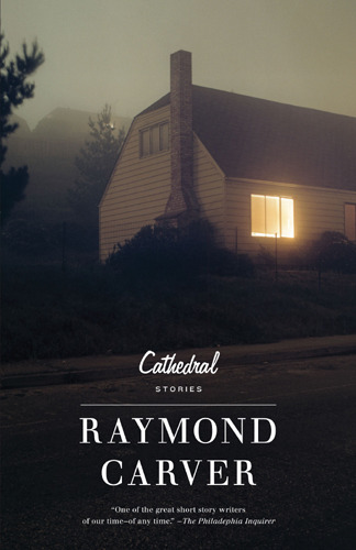 coldgreentea:  Cathedral by Raymond Carver, book cover by Todd Hido