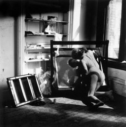 Francesca Wood - Man  mirror