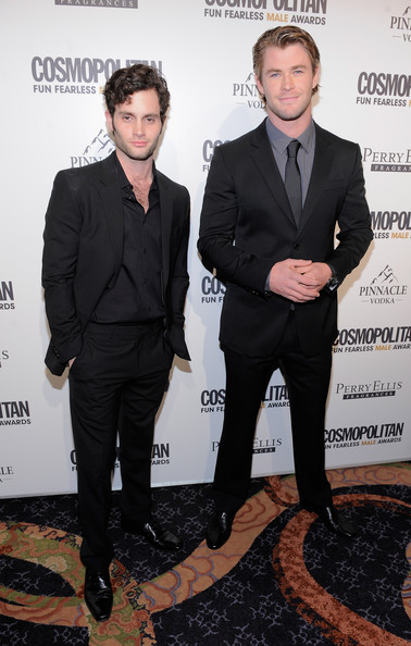 Chris Hemsworth at the Cosmopolitan Magazine's Fun Fearless Males of 2011 Event