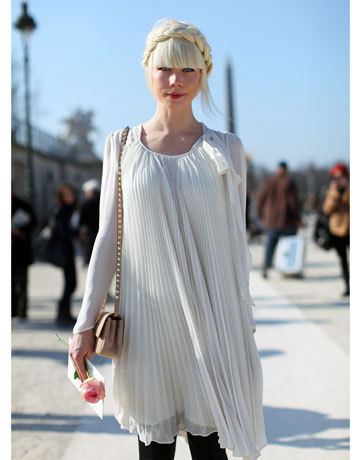 erinfetherston:  More great pics from #PFW thanks to @harpersbazaarus! http://www.harpersbazaar.com/fashion/fashion-articles/paris-street-style-fall-2011