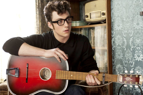So… cementing the seams and i watched Nowhere Boy last night. It was pretty alright. I think he was annoyed tho because i kept asking him when they were going to Shake It Up Baby Now….