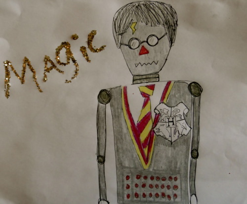 Harry Potterbot