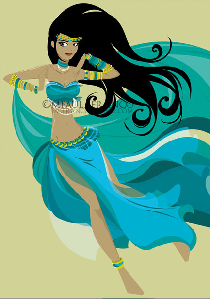 "This is my version of princess Jasmine from Disney's movie ""Aladdin"". I think I was 8 years old when I first saw that film on the cinema, and I've loved it since then. It's not my number one Disney character,though :D Please follow me on Facebook - Twitter - Pinterest"