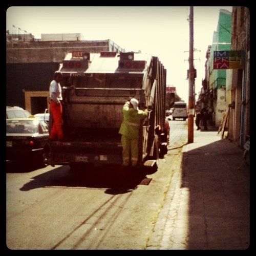 Camión de memoria (Taken with instagram)