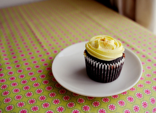 Super moist chocolate cupcake (by Zakiah Abdullah)
