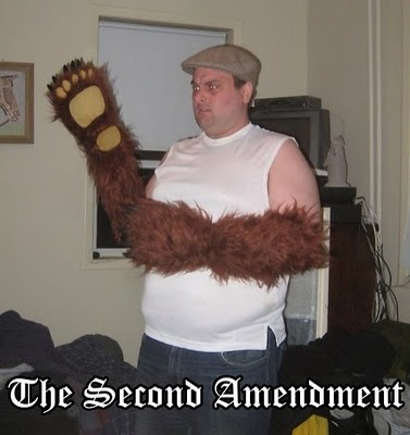 smf89soundingoff:  Thank you America for my right to BEAR arms.