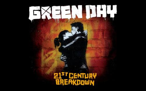 """21st Century Breakdown I once was lost but never was found I think I am losing what's left of my mind To the 20th Century Deadline"""