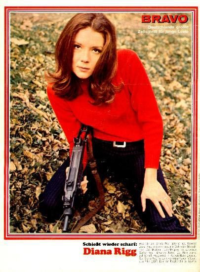 JHALAL DRUT: Emma Peel : Mini-Killers 8mm