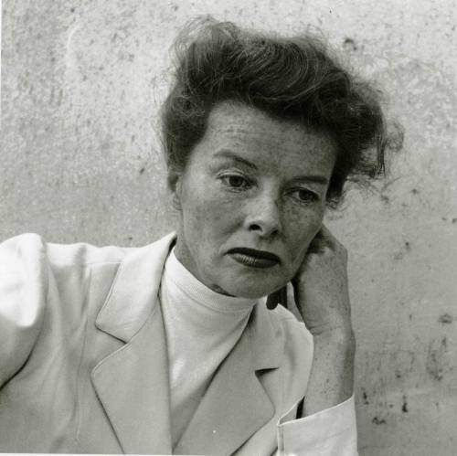 via hotparade:  Willy Maywald - Katharine Hepburn, 1951