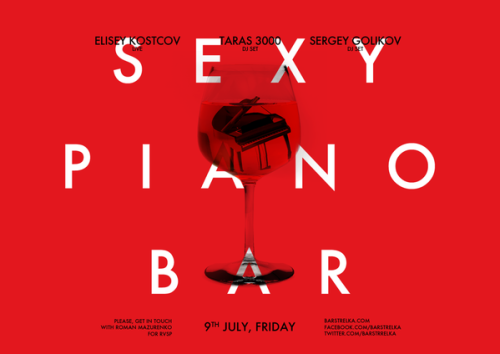 Sexy Piano Bar by Merdanchik Sanchos-Yohanson