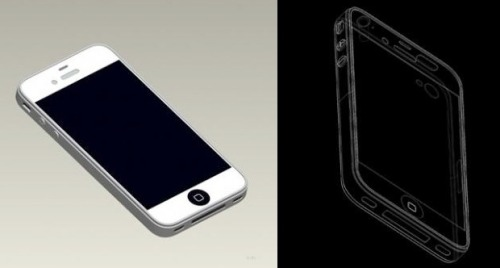 iPhone 5? Good Lord, already?  The images are of a purported engineering drawing of the iPhone 5  that's been circulated ahead of the actual device's release (in three  months or so?). They're renderings, so potentially very easy to fake,  but they really have a ring of authority. What can we learn from them?  Apple is embracing big-screen thinking to match up to the increasing  number of Android devices that sport screens over 3.5 inches across  diagonally. In fact, if you peep at the drawings and make some  scale guesses based on the existing iPhone 4, the screen on the iPhone 5  is close to 4 inches in size. It's much bigger, and requires a slimmer  bezel that places the screen as filling the iPhone's top surface  practically edge-to-edge. Better yet, this tallies with another alleged leak from inside Apple's Chinese supply chain that revealed a bezel for the  next iPhone—it almost identically matches this new drawing. We can make the guess about the phone's screen size from this leaked  bezel, and also thanks to one big design hint we're seeing here: The  iPhone 5 is essentially the same as the iPhone 4. This makes good sense.  Apple included some revolutionary design decisions in the current  iPhone, and would be unlikely to step away from them so fast, partly  thanks to the cash investment the iPhone 4's design must have required.  We can also believe these really are design drawings, given to case and  peripheral manufacturers, because many of the leaked case designs that arrived before the iPad 2 proved to be accurate—right down to the position of the buttons, ports, and speaker grilles. But what about Antennagate? Apple seems to consider the matter closed,  although it included some subtle antenna design tweaks in the recent  Verizon CDMA version. It could easily evolve the antenna design further  still for the iPhone 5 to ensure there's still less signal attenuation  when users hold the phone. The all-metal rear chassis rumor from the other day isn't ruled out by this new information either,  since it's entirely plausible Apple could replace the sheer glass rear  face with a metal one to make the device slightly thinner, lighter, and  potentially cheaper—the same design refinements that have just gone  into the iPad 2.