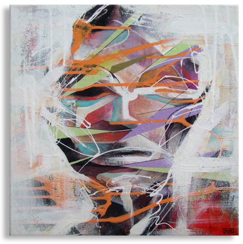 "Danny O'Connor - ""Abstract Portrait"""