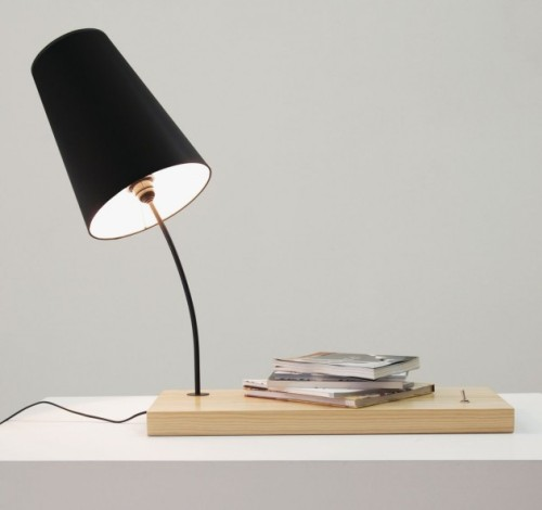 The Placa Lamp by Gonçalo Campos