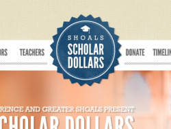 Dribbble - Shoals Scholar Dollars by Justin Hall