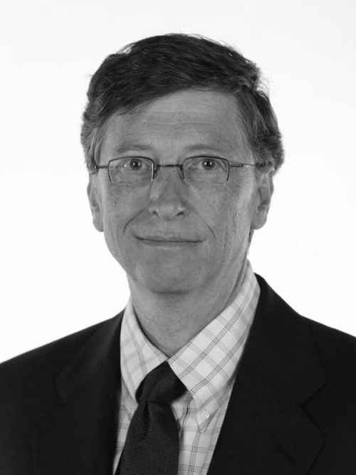 Bill Gates Thanks to Mak