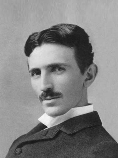 Nikola Tesla Thanks to Mak