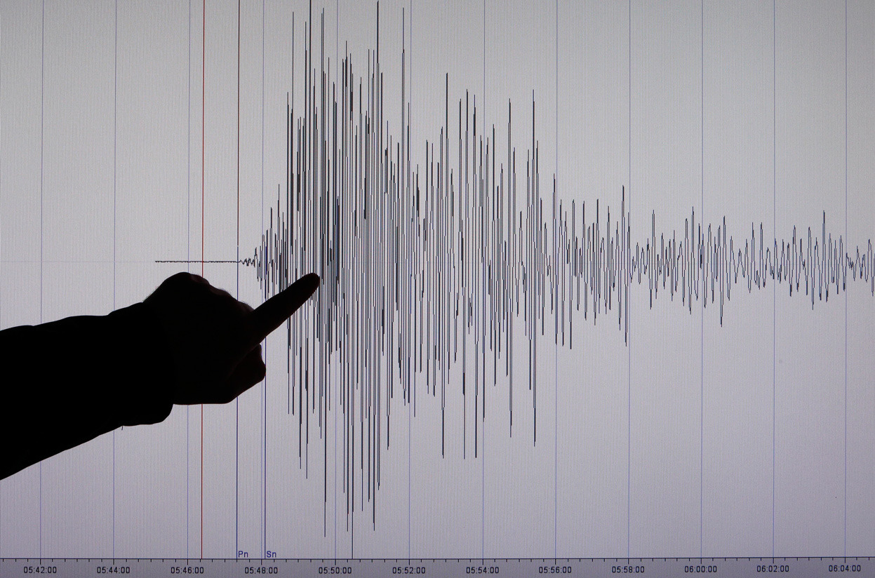 Le plus fort séisme à frapper le Japon en 140 ans