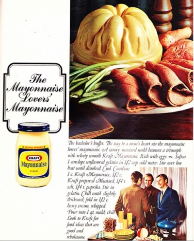 The Mayonnaise Lover's Mayonnaise.