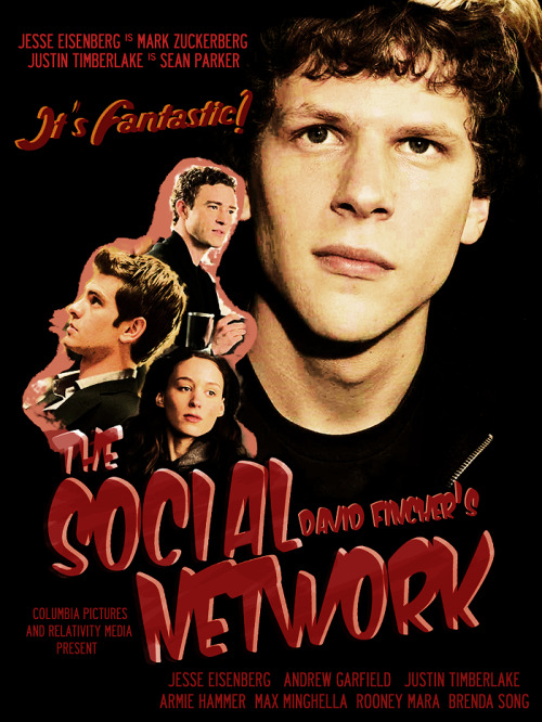 "lizdexia:  The Social Network (1955) | ""This is Harvard. You don't plant stories and you don't sue people."""