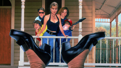 Movies To Live For… Don't Tell Mom The Babysitter's Dead Miss Christina Applegate is one of my idols. She is hilarious and such a bad ass without even trying. And she has some of the best hair in the business. This is a personal fav of mine and couldn't be happier having the flu and watching it! When they are on the beach, under the boardwalk, ooo la la I get sooooo love happy! Her love interest is my dream boat kinda guy!