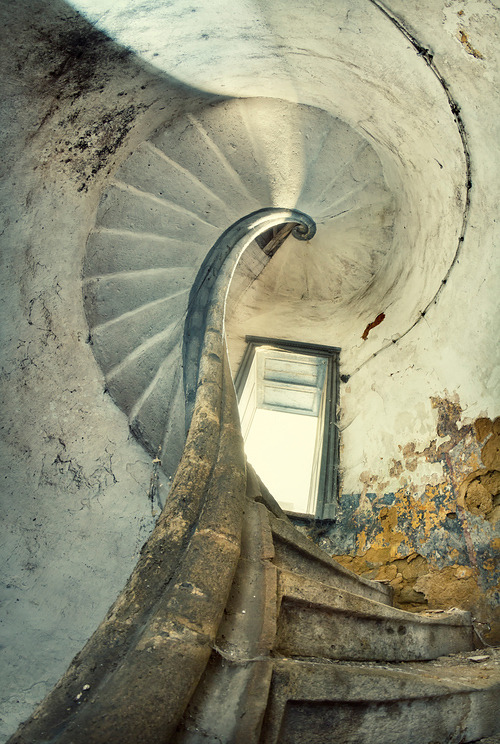 Spiral of Loneliness by Sven Fennema - via