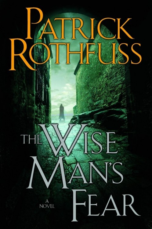My review of 'Wise Man's Fear' by Patrick Rothfuss… one of the best books (along with the one before it) that I've read in years.