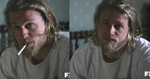 charlie sexy hunnam @ facebook one of the sexxxiest men alive