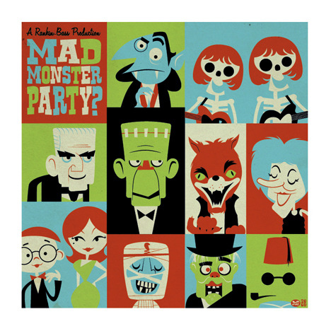 Mad Monster Party by ~Montygog on deviantART