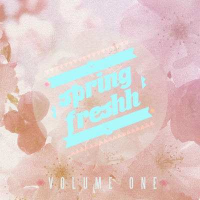 SpringFRESHH Playlist Vol.1 ♪  So I have been putting this playlist together for the past few days. I havn't done one in a really long time, so here it is! It's a mix of  a little bit of woozy nostalgia, melancholic, lo-fi and 'chillwave' sounds. Anything that could remind you of the beginning of spring really. Enjoy! Download here