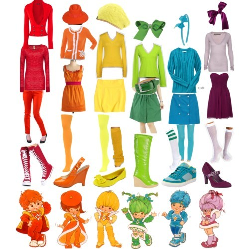 Color Kids - Polyvore
