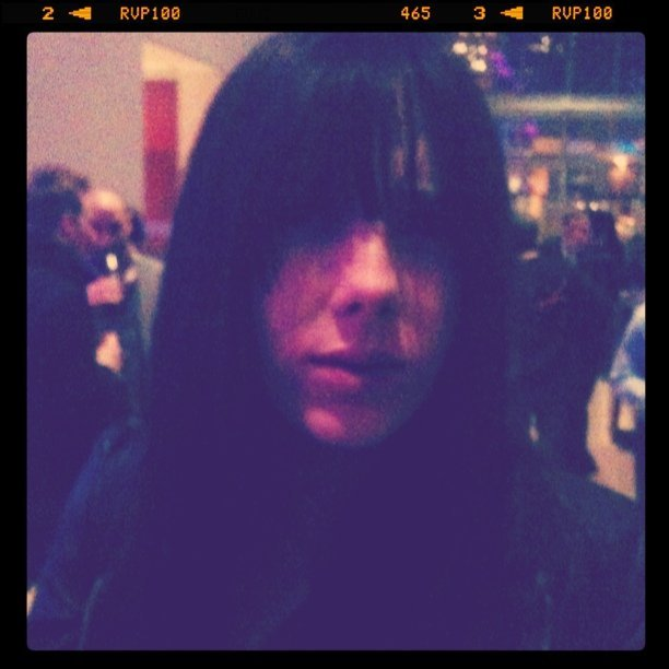 Birthday Girl last night at After Dark (Taken with Instagram at The Art Institute of Chicago)