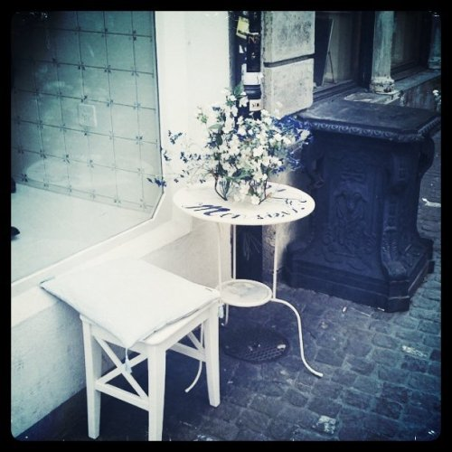 Take a Seat (Taken with Instagram at Zurich)