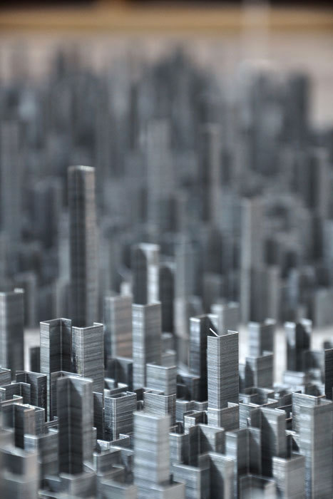 tylerelizabeth:  Staple city by Peter Root