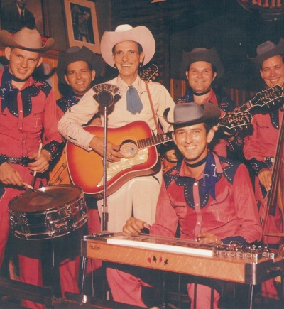 executivecontour:  Ernest Tubb & His Texas Troubadours  Yais.