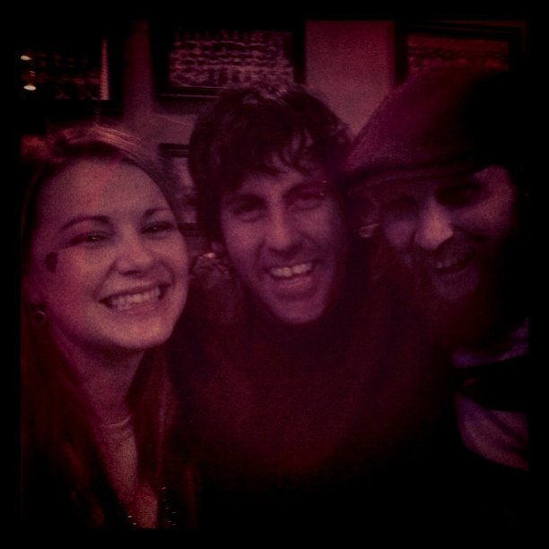 Julia, Tommy, and Jeff (Taken with Instagram at O'Connor's Public House)