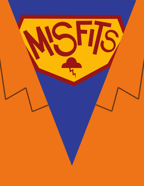 Misfits by jimmythescratch