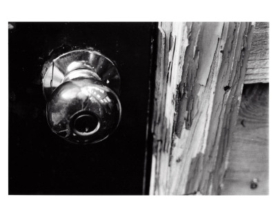 DoorknobRobert BlackSilver Gelatin Print